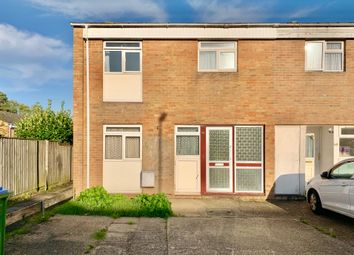 Thumbnail 3 bed end terrace house for sale in Northolt Gardens, Lordshill, Southampton