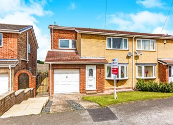 Thumbnail 4 bed semi-detached house for sale in Chevet Rise, Royston, Barnsley