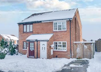 Thumbnail 2 bed semi-detached house for sale in Rangeworthy Close, Headless Cross, Redditch