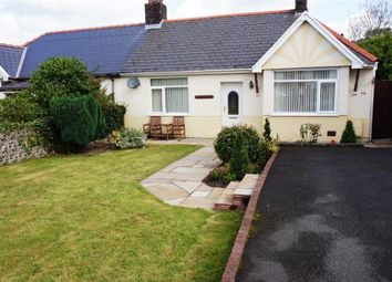 Thumbnail 2 bed semi-detached bungalow for sale in High Street, Kenfig Hill, Bridgend