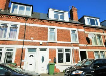 Thumbnail 3 bed terraced house for sale in Chaucer Street, Mansfield, Nottinghamshire