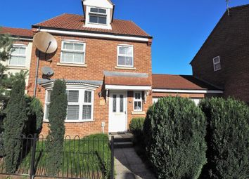 Thumbnail 4 bed semi-detached house for sale in Attringham Park, Kingswood, Hull