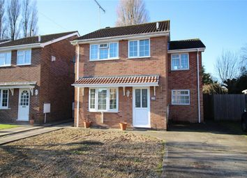 Thumbnail 3 bed detached house for sale in Kirkistown Close, Alvaston, Derby
