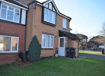 Thumbnail 1 bed maisonette for sale in Kenilworth Drive, Nuneaton