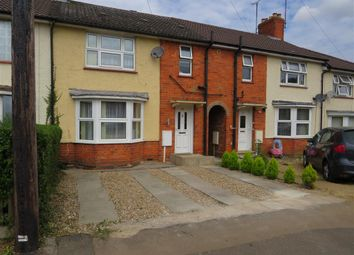 Thumbnail 3 bed terraced house for sale in Abbey Road, Wellingborough