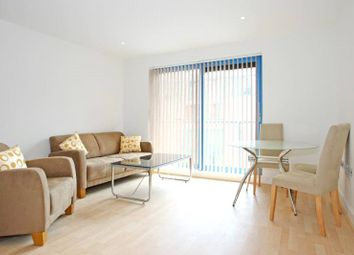Westgate Apartments, 14 Western Gateway E16. 1 bed flat