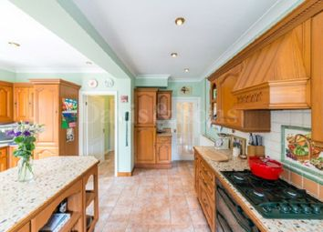 Thumbnail 4 bedroom semi-detached house for sale in Chepstow Road, Langstone, Newport, Gwent.