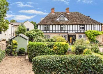 Thumbnail 3 bed semi-detached house for sale in Harston, Cambridge, Cambridgeshire
