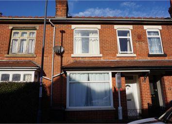 Thumbnail 3 bed terraced house for sale in Severn Street, Alvaston