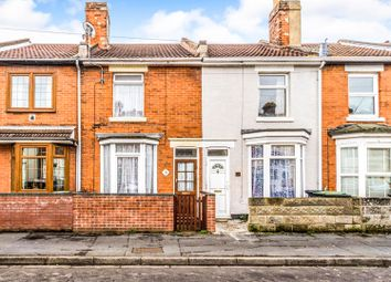 Thumbnail 2 bedroom terraced house for sale in Freemantle Road, Gosport