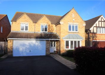 Thumbnail 5 bed detached house for sale in Amber Rise, Sittingbourne