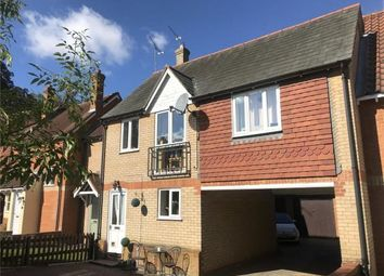 Thumbnail 2 bed maisonette for sale in Lion Meadow, Steeple Bumpstead, Haverhill, Suffolk