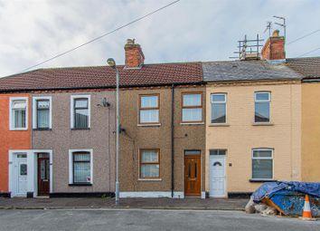 3 bed terraced house for sale in Devon Street, Grangetown, Cardiff CF11