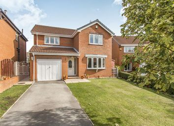 Thumbnail 4 bed detached house for sale in Mallard Way, Morley, Leeds