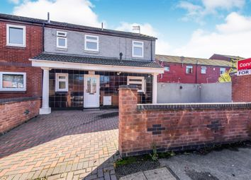 Thumbnail 4 bedroom semi-detached house for sale in Oxendon Walk, Highfields, Leicester