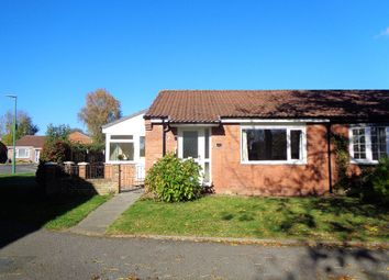 Thumbnail 2 bed bungalow to rent in Foxton Close, Newton Aycliffe