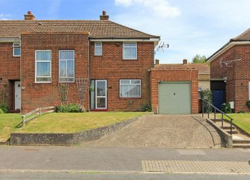 Thumbnail 3 bed end terrace house for sale in Prince Charles Avenue, Sittingbourne