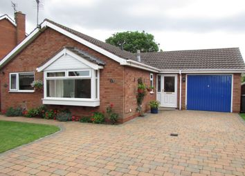 Thumbnail 3 bed bungalow for sale in Magdalen Close, Scunthorpe