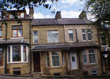 Thumbnail 4 bed terraced house for sale in St Leonard Road, Bradford