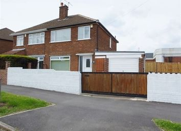 Thumbnail 3 bed semi-detached house for sale in Foxwood Road, Intake, Sheffield