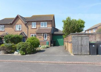 Thumbnail 3 bed end terrace house for sale in Maskew Close, Weymouth, Dorset
