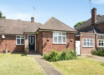 Thumbnail 2 bed semi-detached bungalow for sale in Rosebery Road, Epsom