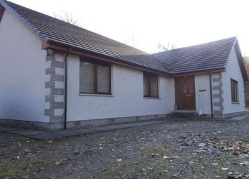 Thumbnail 4 bed bungalow for sale in Enrick View, Drumnadrochit, Inverness