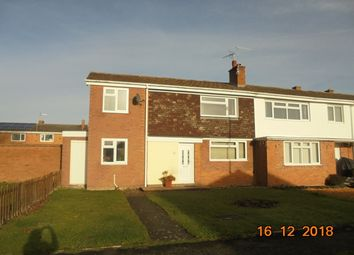 Thumbnail 3 bed semi-detached house to rent in Norval Road, South Littleton, Evesham