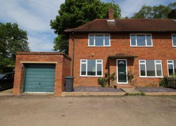 Thumbnail 3 bed semi-detached house to rent in Moundsmere, Basingstoke