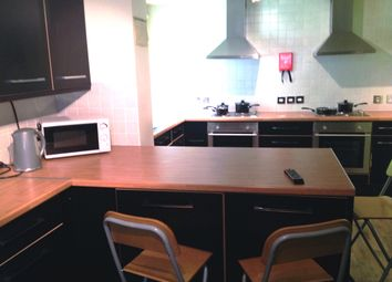 Thumbnail 7 bed town house to rent in Norfolk Park Student Village, Sheffield
