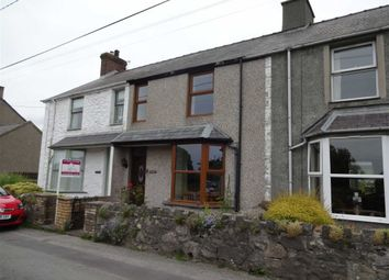Thumbnail 2 bed terraced house to rent in Ceunant, Caernarfon