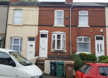Thumbnail 1 bed terraced house to rent in West Bromwich Road, Walsall, West Midlands