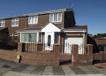 3 bed semi-detached house for sale in Fountain Grove, South Shields NE34