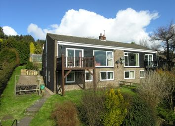 Thumbnail 3 bed semi-detached house for sale in Simonside View, Rothbury, Morpeth