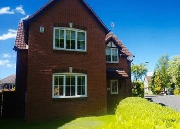 Thumbnail 4 bed detached house for sale in Linton Close, Bawtry, Doncaster