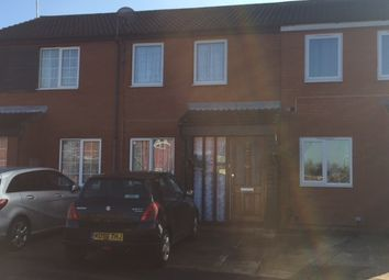 Thumbnail 2 bedroom terraced house to rent in Sparrow Close, Luton