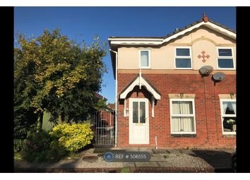Thumbnail 2 bedroom end terrace house to rent in Westminster Close, Morecambe