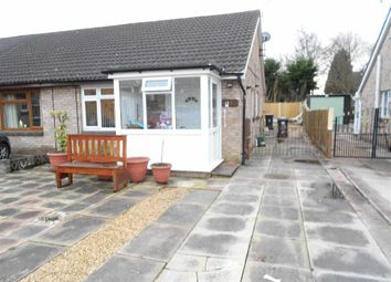 Thumbnail 2 bedroom semi-detached bungalow for sale in Seaton Close, Coppenhall, Crewe, Cheshire