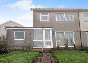 Thumbnail 3 bed semi-detached house for sale in Golf Road, New Inn, Pontypool, Torfaen