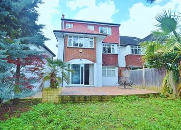 Thumbnail 5 bed semi-detached house for sale in Wessex Gardens, Golders Green, London