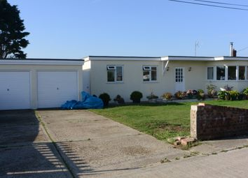 Thumbnail 4 bed bungalow for sale in Wall Street, Lee-Over-Sands, Clacton-On-Sea