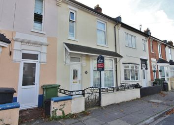 Thumbnail 3 bedroom terraced house for sale in Knox Road, Portsmouth