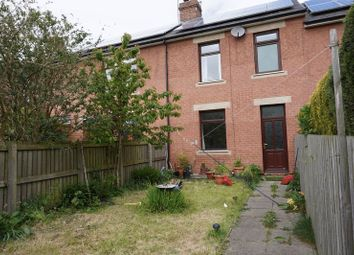 Thumbnail 3 bed terraced house to rent in Railway Street, Craghead, Stanley