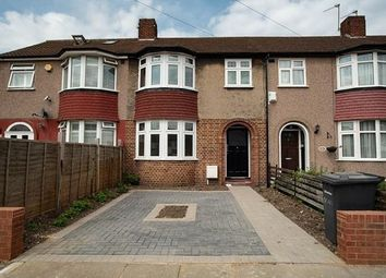 Thumbnail 3 bed terraced house to rent in Cameron Road, Catford, London