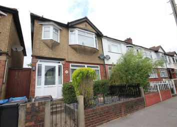 Thumbnail 3 bed end terrace house for sale in Waverley Road, South Norwood, London