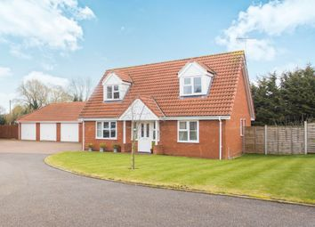 Thumbnail 3 bed detached bungalow for sale in Spring Court, Wereham, King's Lynn