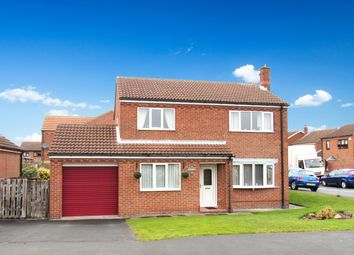 Thumbnail 4 bedroom detached house for sale in Hallview Road, Rossington, Doncaster