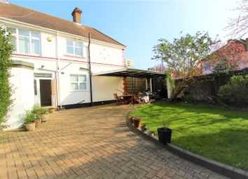 Thumbnail 4 bedroom semi-detached house to rent in Manor Drive, Wembley