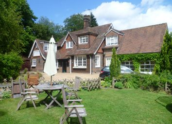 Thumbnail 4 bed equestrian property to rent in Stoneswood Road, Oxted