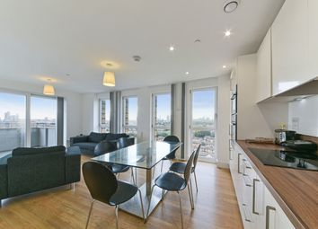 Thumbnail 3 bedroom flat to rent in Ivy Point, No 1 The Avenue, Bow